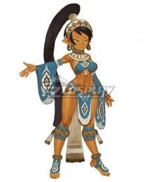 Dragon Nest Kali Cosplay Costume