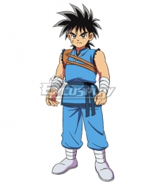 Dragon Quest: The Adventure of Dai 2020 New Anime Dai Cosplay Costume