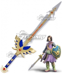 Dragon Quest XI S: Echoes of an Elusive Age - Definitive Edition Hero Sword Cosplay Weapon Prop