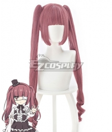 Dropkick on My Devil! Yurine Hanazono Red Cosplay Wig-467A