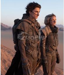 Dune 2020 Film Paul Atreides Fighting Suit Cosplay Costume