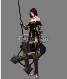 Dungeon Fighter Online Female Priest Cosplay Cosutme