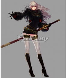 Dungeon Fighter Online Female Slayer Cosplay Costume