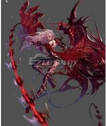 Dungeon Fighter Online Female Slayer Second Awakening Deicide Cosplay Costume
