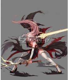 Dungeon Fighter Online Female Slayer Vagabond Second Awakening Blade Dancer Cosplay Cosutme