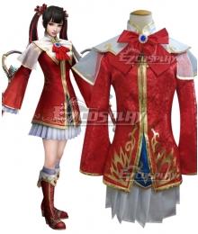 Dynasty Warriors 8 Daqiao Cosplay Costume