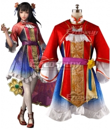 Dynasty Warriors 9 Daqiao Cosplay Costume