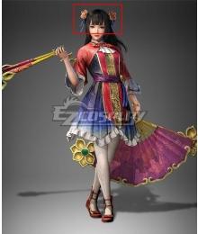 Dynasty Warriors 9 Daqiao Headwear Cosplay Accessory Prop