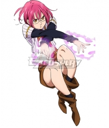 The Seven Deadly Sins: Prisoners Of The Sky Gowther Cosplay Costume