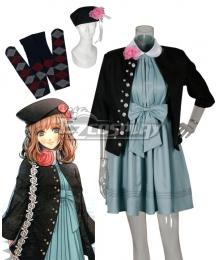 AMNESIA Heroine Dress Cosplay Costume