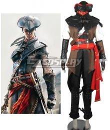 Assassin's Creed: Liberation Aveline de Grandpre Cosplay Costume