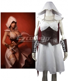 Assassin's Creed III Connor Kenway Female Edition Cosplay Costume