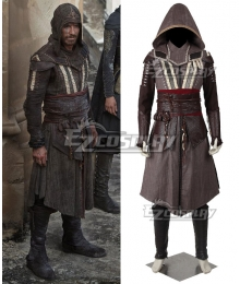 Assassin's Creed Callum Lynch Aguilar de Nerha 2016 Movie Cosplay Costume