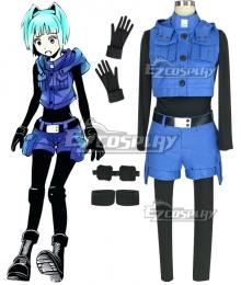 Assassination Classroom Ansatsu Kyoshitsu Kaede Kayano Cosplay Costume