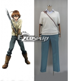 Akame Ga Kill! Night Raid Tatsumi Cosplay Costume