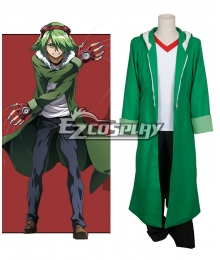 Akame Ga Kill! Night Raid Rabac Cosplay Costume