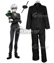 Akame Ga Kill! Night Raid Najenda Cosplay Costume
