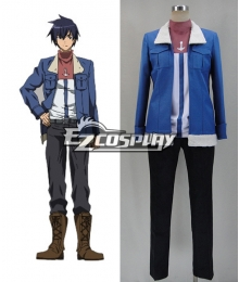 Akame Ga Kill! Wave Cosplay Costume