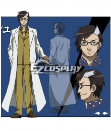 Akame ga Kill Dr.Stylish Cosplay Costume