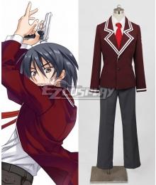 Aria the Scarlet Ammo AA Hidan no Aria Kinji Touyama Cosplay Costume