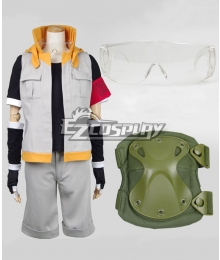 Aoharu x Machinegun Aoharu x Kikanjuu Hotaru Tachibana Toy ☆ Gun Gun Team Fighting Version Cosplay Costume