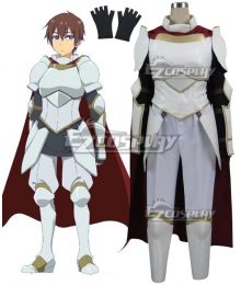 And you thought there is never a girl online? Hideki Nishimura Lucian Rusian Cosplay Costume
