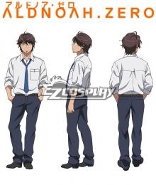 Aldnoah Zero Koichiro Marito Cosplay Costume