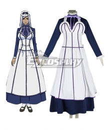 Black Butler Emma Maid Cosplay Costume
