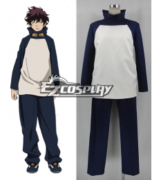 Blood Blockade Battlefront Leonard Watch Cosplay Costume