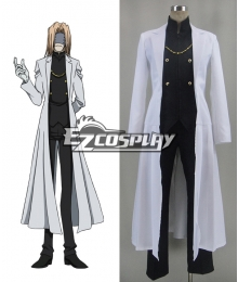Blood Blockade Battlefront Femto Cosplay Costume