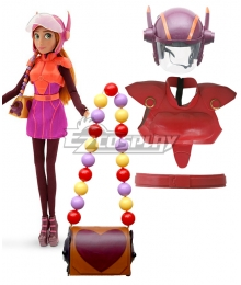 Big Hero 6 Honey Lemon Cosplay Armor Set Cosplay Prop