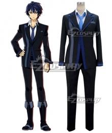 Black Bullet Satomi Rentaro Cosplay Costume