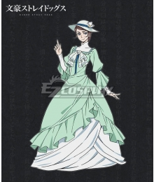Bungou Stray Dogs Margaret Mitchell Cosplay Costume