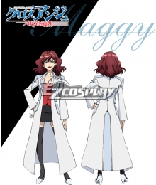 Cross Ange Tenshi to Ryu no Rinbu Maggy Cosplay Costume