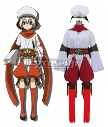 Chaos Dragon Sekiryuu Senyaku Keiosu Doragon Red Dragon Ibuki Cosplay Costume