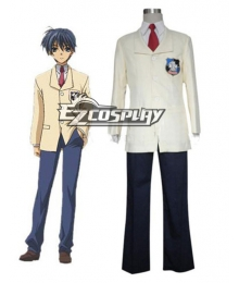 Clannad Male Hikarizaka Senior High School Uniform Cosplay Costume