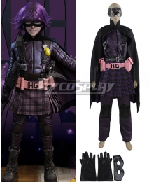Kick-Ass Kick Ass Hit-Girl Hit Girl Cosplay Costume