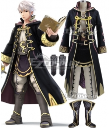 Fire Emblem: Awakening Male Robin Cosplay Costume