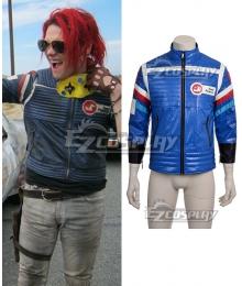 My Chemical Romance Gerard Arthur Way Coat Cosplay Costume