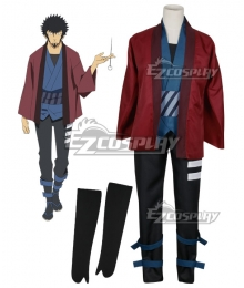 Dimension W Kyouma Mabuchi Cosplay Costume - A Edition