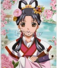 The Story of Saiunkoku Shuurei Kou Cosplay Costume