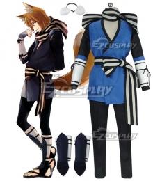 Fire Emblem Fates IF Nishiki Kaden Cosplay Costume