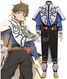 Tales of Zestiria the X Sorey Cosplay Costume