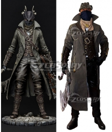 Bloodborne Hunter Cosplay Costume - Including Boots