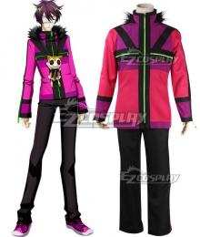 XBlaze Code Embryo Ripper Cosplay Costume