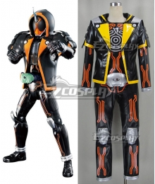 Kamen Rider Ghost Takeru Tenkuji Ore Damashii Jumpsuit Cosplay Costume