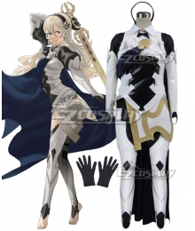 Fire Emblem Fates if Birthright Conquest Avatar Corrin Cosplay Costume