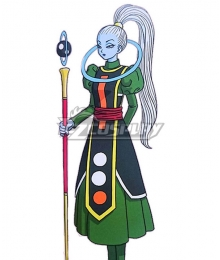 Dragon Ball Vados Cosplay Costume