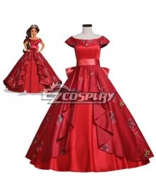 Elena of Avalor Princess Elena Cosplay Costume - A Edition