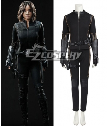 Agents of S.H.I.E.L.D. Skye Quake Cosplay Costume - including boots
